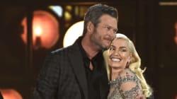 Blake Shelton Says Gwen Stefani Is 'All I Care
