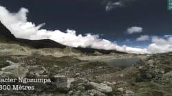 J'ai participé à une expédition sur le plus long glacier du