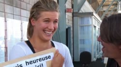 Cette entrevue vous fera (vraiment) aimer Eugenie Bouchard