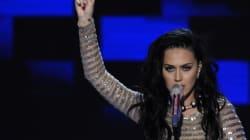 Orlando Bloom est l'ultime «maman d'estrade» de Katy