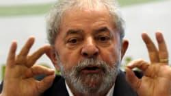 Brésil: l'ancien président Lula