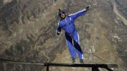 Red Bull n'a pas voulu sponsoriser ce saut jugé trop dangereux