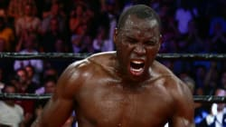 Adonis Stevenson assomme Thomas Williams fils