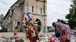 France: nouvelle journée d'hommages au prêtre