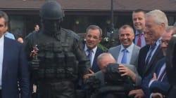 L'Ukraine dénonce