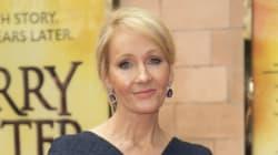 JK Rowling remercie ses fans de ne pas