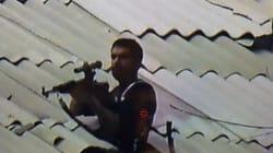 La police arménienne accuse ce sniper d'avoir tué l'un des siens, des internautes crient au
