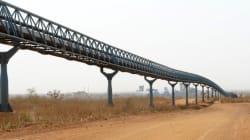 Nigeria: un oléoduc de Shell