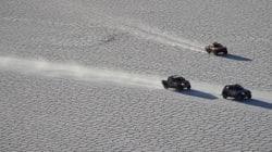 Cinq touristes perdent la vie dans le désert de sel