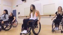 Una silla de ruedas no es suficiente para detener a estas