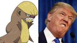 Ce nouveau pokémon ressemble beaucoup à Donald Trump (ou
