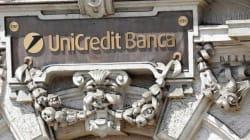 Unicredit in caduta libera, le banche affossano piazza
