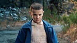 Voyez Eleven se faire raser le coco pour jouer dans «Stranger Things»