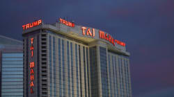 Le Trump Taj Mahal, ancien casino de Donald Trump, va