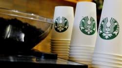 Starbucks rappelle des pailles en acier