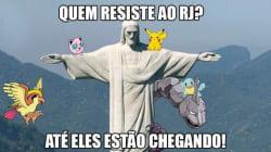 Pokémon Go débarque à Rio, les athlètes pourront y