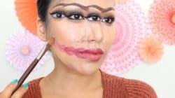 Ce tutoriel maquillage vous confondra