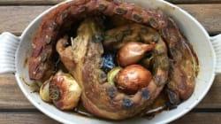 Vite fait, bien fait: Travers de porc rôti aux