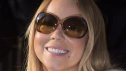 Il cantante di strada le chiede qualche spiccio, la risposta di Mariah Carey non le fa