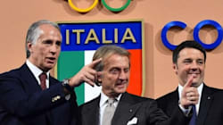 Nonostante il volere di Virginia Raggi Matteo Renzi spinge per le olimpiadi di