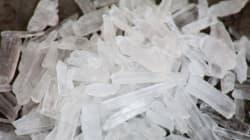 Un maire américain tente d'échanger du crystal meth contre du