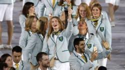 Best And Worst Dressed: Olympic Blazer