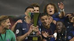 Le nouveau PSG écrase Lyon 4-1 et décroche le Trophée des