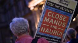 Pour des réfugiés abandonnés à Nauru,