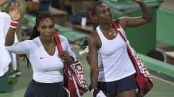 Rio 2016 : les soeurs Williams éliminées dès le premier