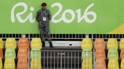 Rio 2016: des estrades vides pour plusieurs