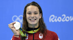 Penny Oleksiak Named Canada's Athlete Of The