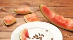 Recyclez vos écorces de melon d'eau en délicieux