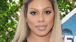 Laverne Cox's Makeup-Free Selfie Is Gorgeous And Her Message Is