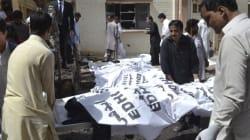 Le deuxième attentat le plus meurtrier de l'année au Pakistan fait au moins 70