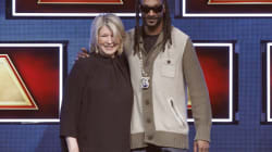 Martha Stewart And Snoop Dogg Get Their Own Reality