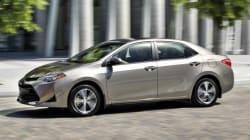 La Toyota Corolla au sommet des ventes mondiales