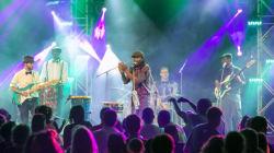 Le Shack d'Amérique au Festival des traditions du monde de Sherbrooke