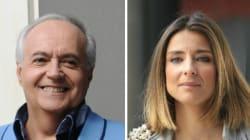 Las amenazas de José Luis Moreno a Sandra Barneda en 'Hable con