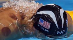 Ces taches rouges sur le corps de Michael Phelps sont des traces de