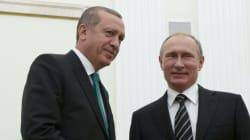 Les dossiers épineux que devront oublier Erdogan et Poutine pour se