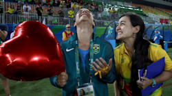 'Love Wins' After Rio Olympics See 1st Same-Sex