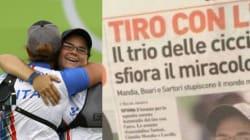 Rimosso il direttore del Quotidiano Sportivo dopo il titolo sulle