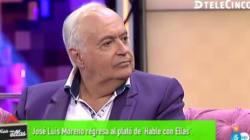 Mediaset lamenta haber invitado a José Luis Moreno a 'Hable con
