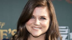 Holy Crap! Tiffani Thiessen's Daughter Is Her Spitting