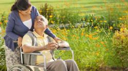 When Should You Consider A Nursing Home For Your Spouse With