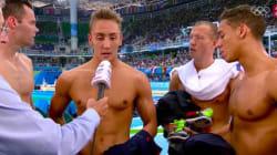 Les nageurs français règlent leurs comptes en direct à la