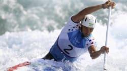 Denis Gargaud Chanut remporte la médaille d'or en