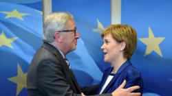L'Écosse veut à tout prix rester dans l'Union