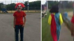 Des clowns «effrayants» sèment la frousse à