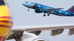 Alertes à la bombe dans 2 avions devant atterrir à l'aéroport de Bruxelles